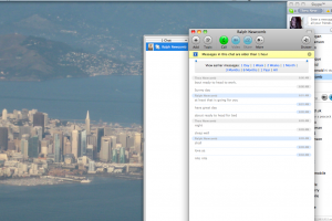 Skype Screen Grab 2.8 for Mac
