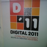 QR Codes @ Digital 2011