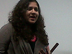 Hera Hussain @ Social Media Week Talk, Glasgow