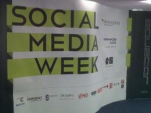 Social Media Week Glasgow