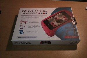 nuvo gadget games console