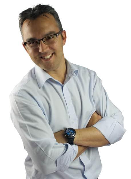 Gary - Managing Director