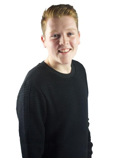 Jonny - Apprentice Web Designer