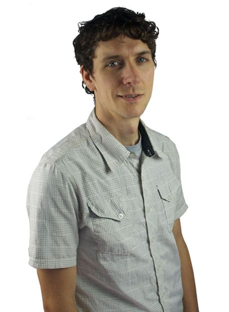 Paul - Designer and Developer