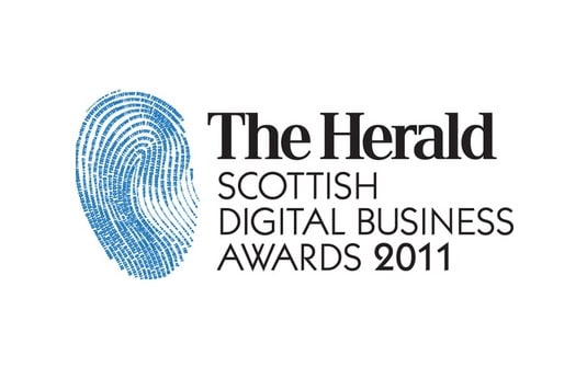 Finalist in the Scottish Digital Business Awards 'Digital Supplier' award.