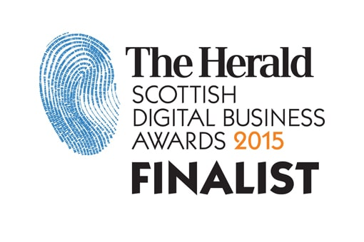 Finalist in the Scottish Digital Business Awards 'Education and Training' award.