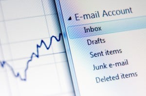 Marketing automation email