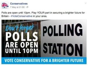 Conservative voting
