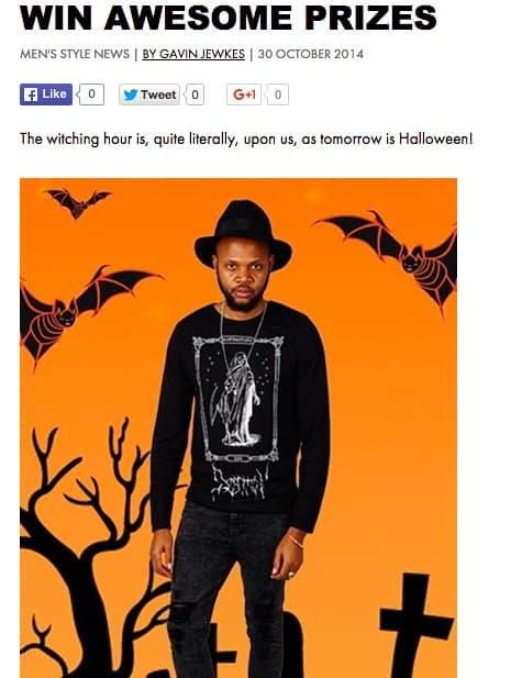 ASOS Halloween 1