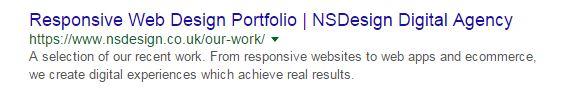 NS-design-Google-screenshot