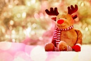 Add some Christmas cheer to your social media content